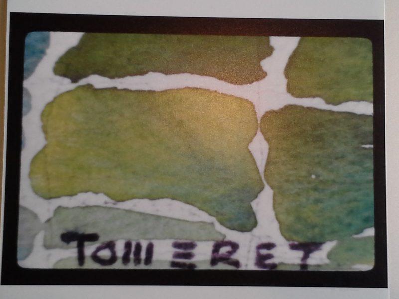 tom's unique signature