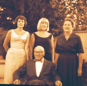 The Meret Family in the 1960's