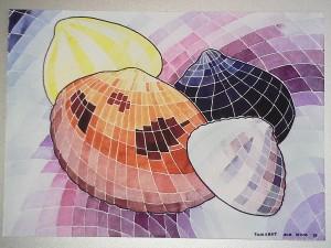 Shells 2 (colorized)