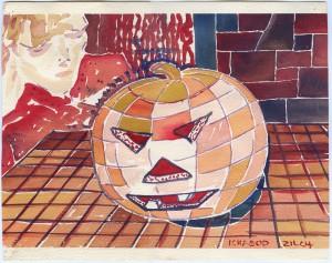 Adam's Halloween 1969