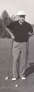Tom the golfer