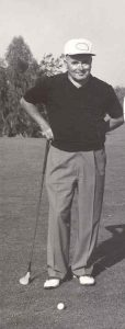 Tom-the-golfer