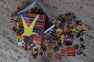 Phoenix Rising Puzzle