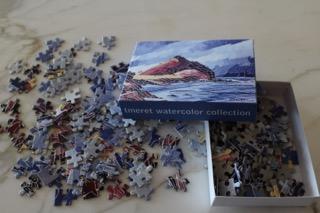The Isle of Raum Puzzle