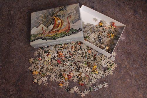 Viking 1 Puzzle